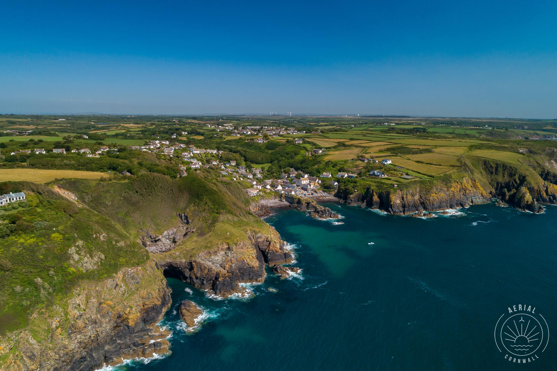 Location: Cadgwith Cove