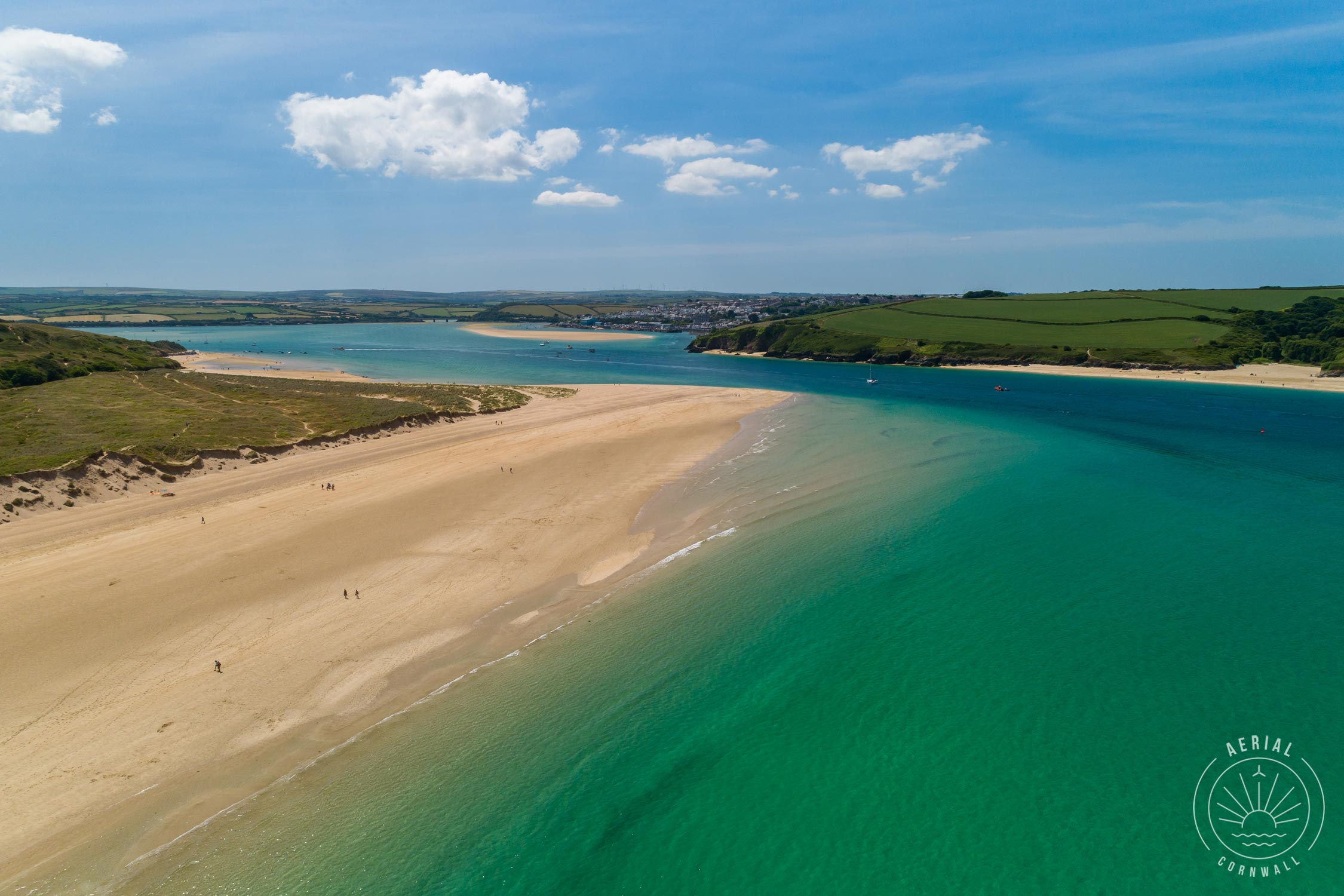 Location: Camel Estuary