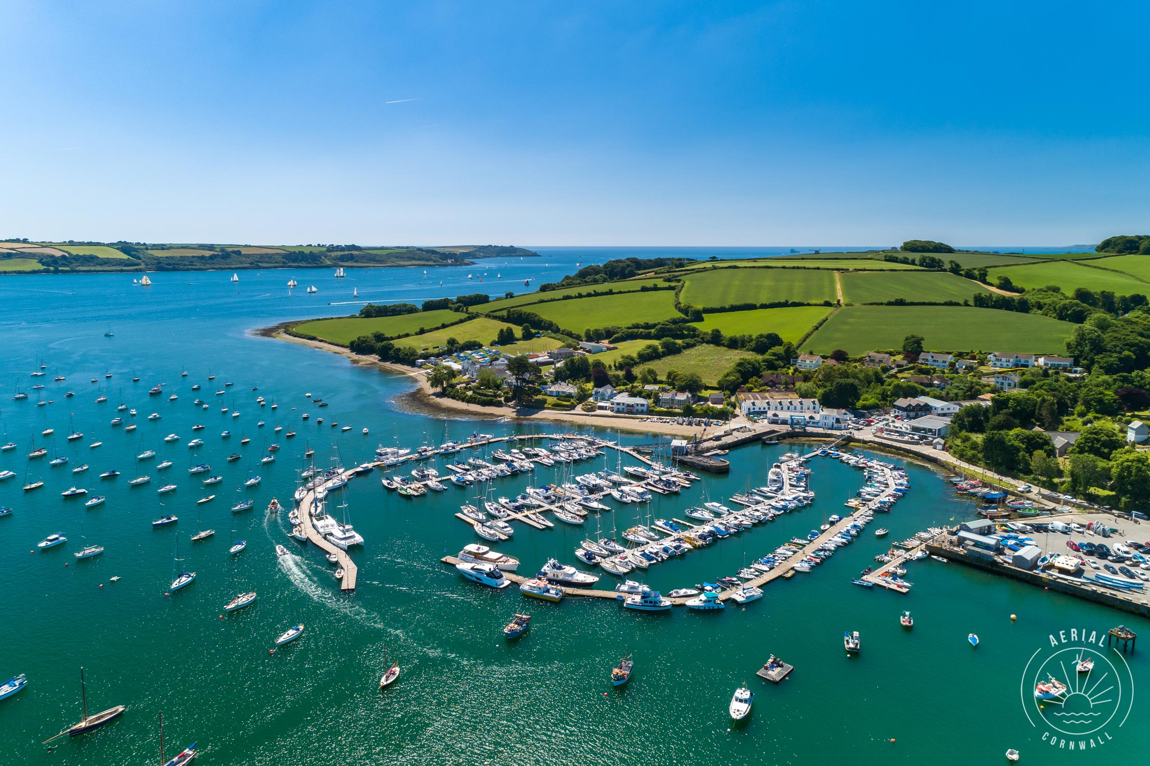 Mylor Harbour | Mylor Yacht Harbour