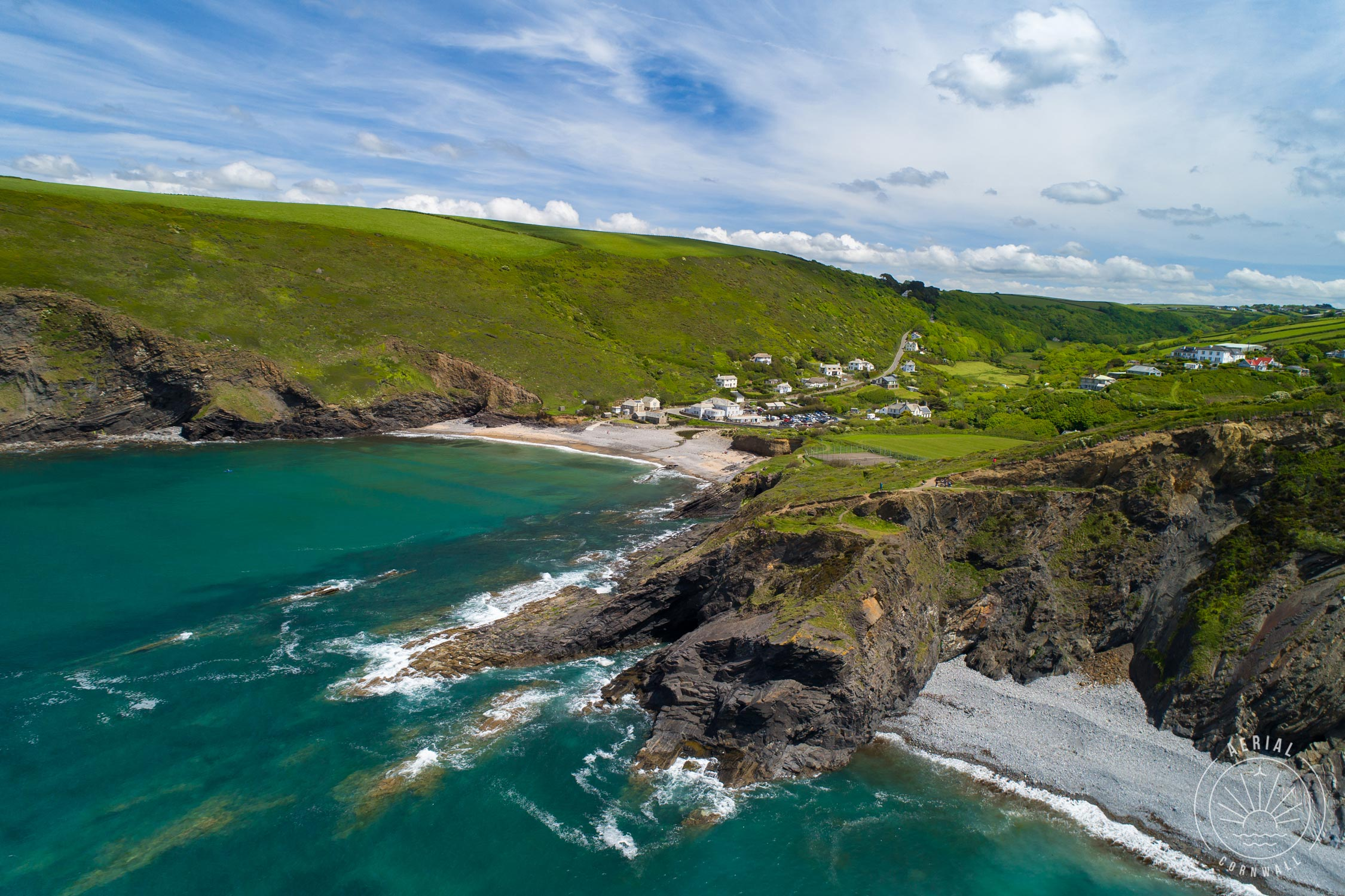 Location: Crackington Haven