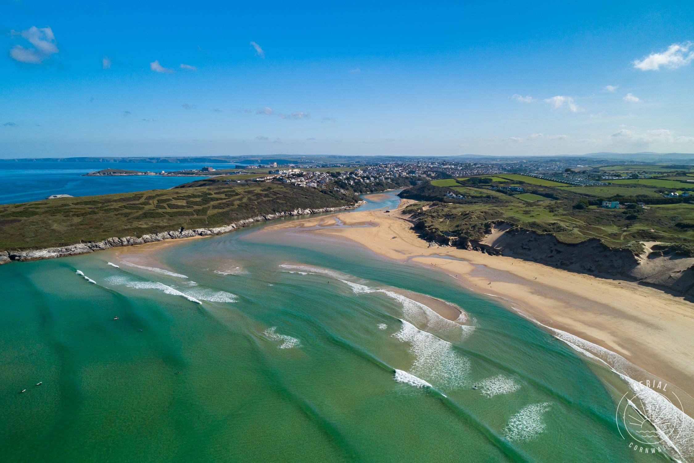 Location: Crantock Bay