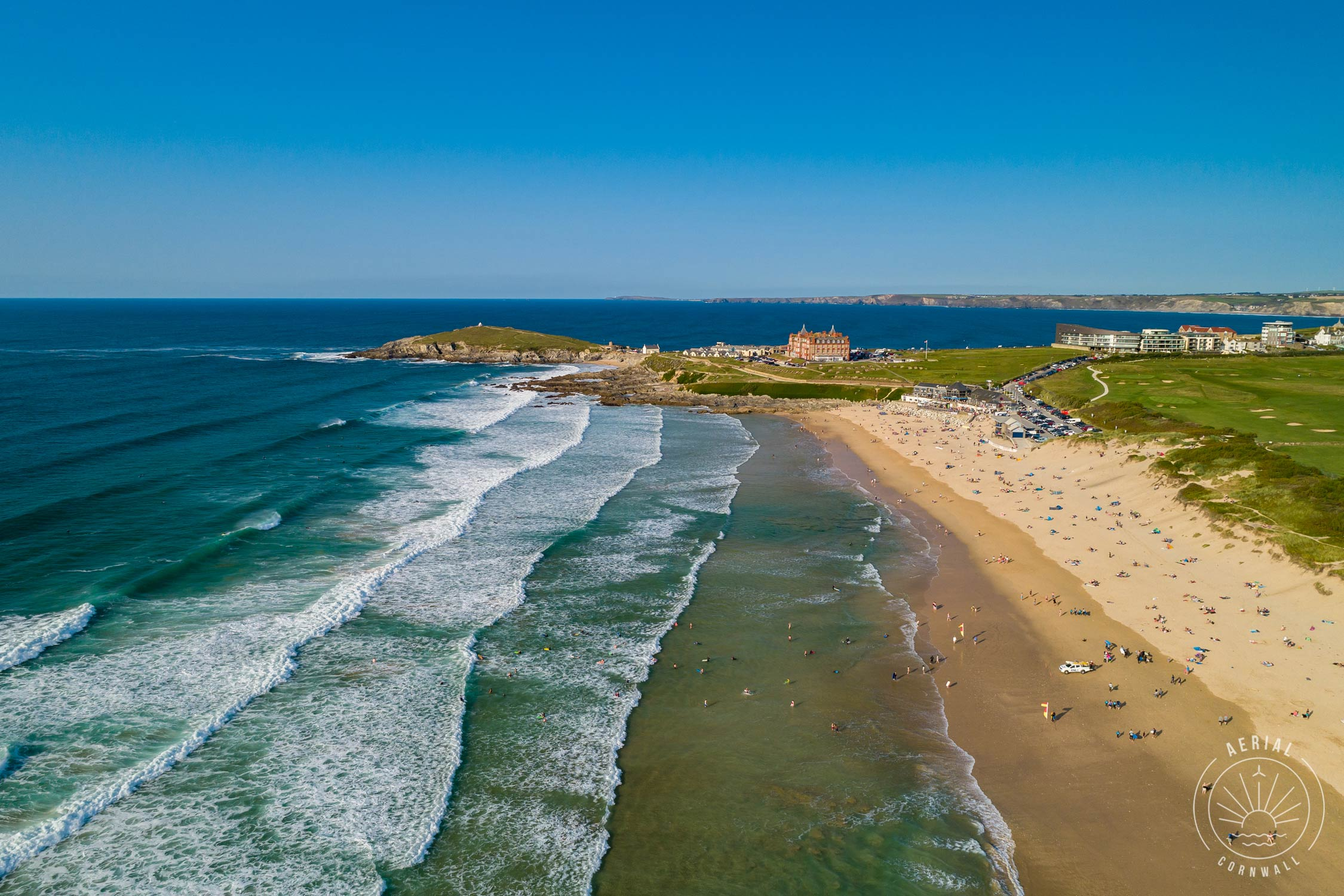 Location: Fistral Beach
