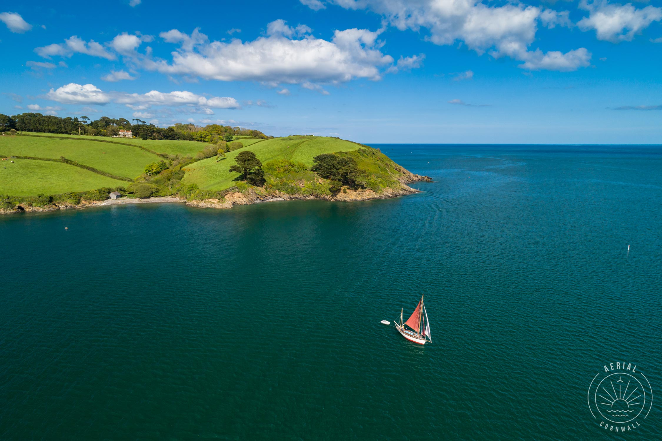 Location: Helford River