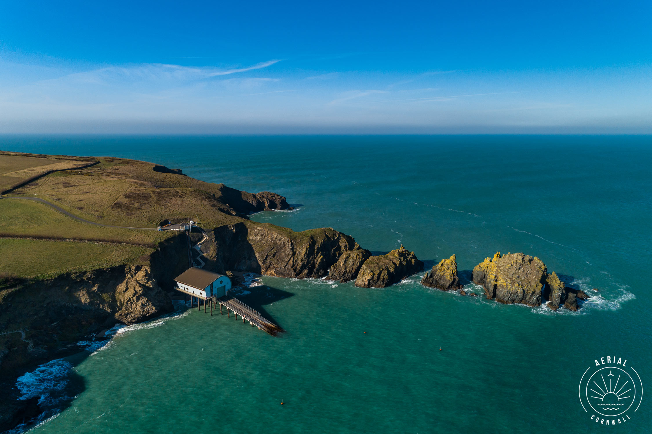 Location: Padstow Lifeboat Station