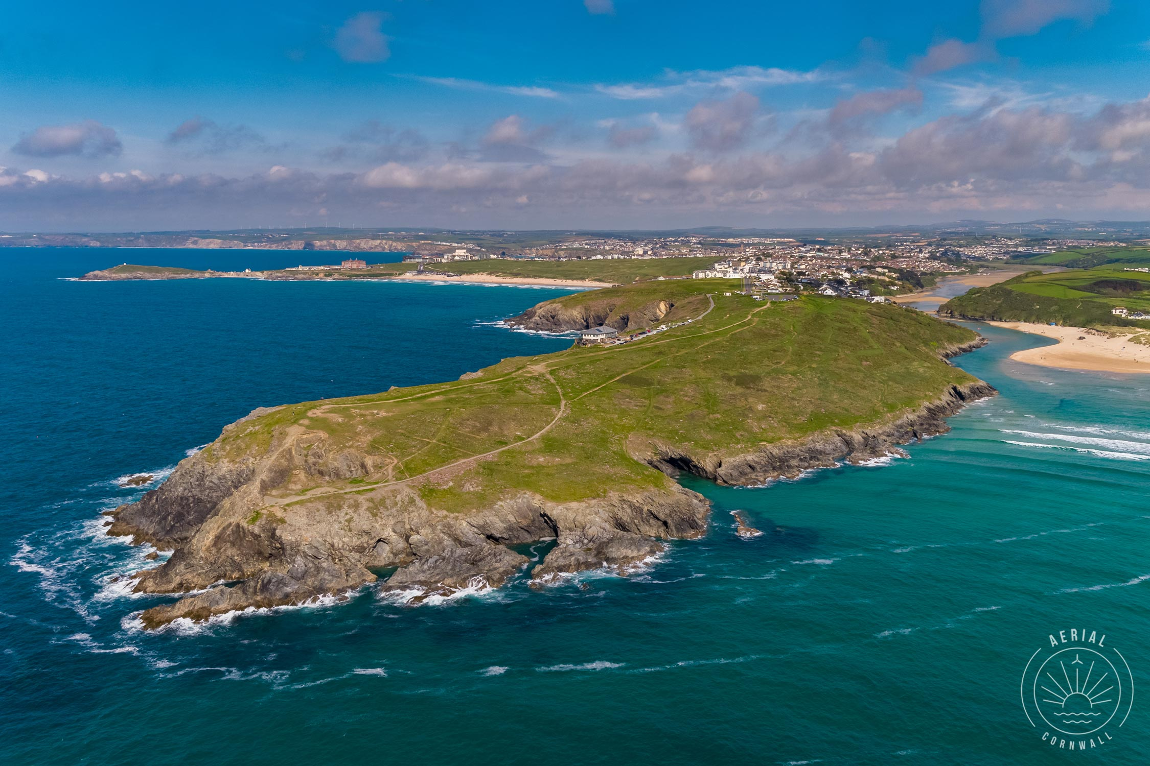 Location: Pentire Headland