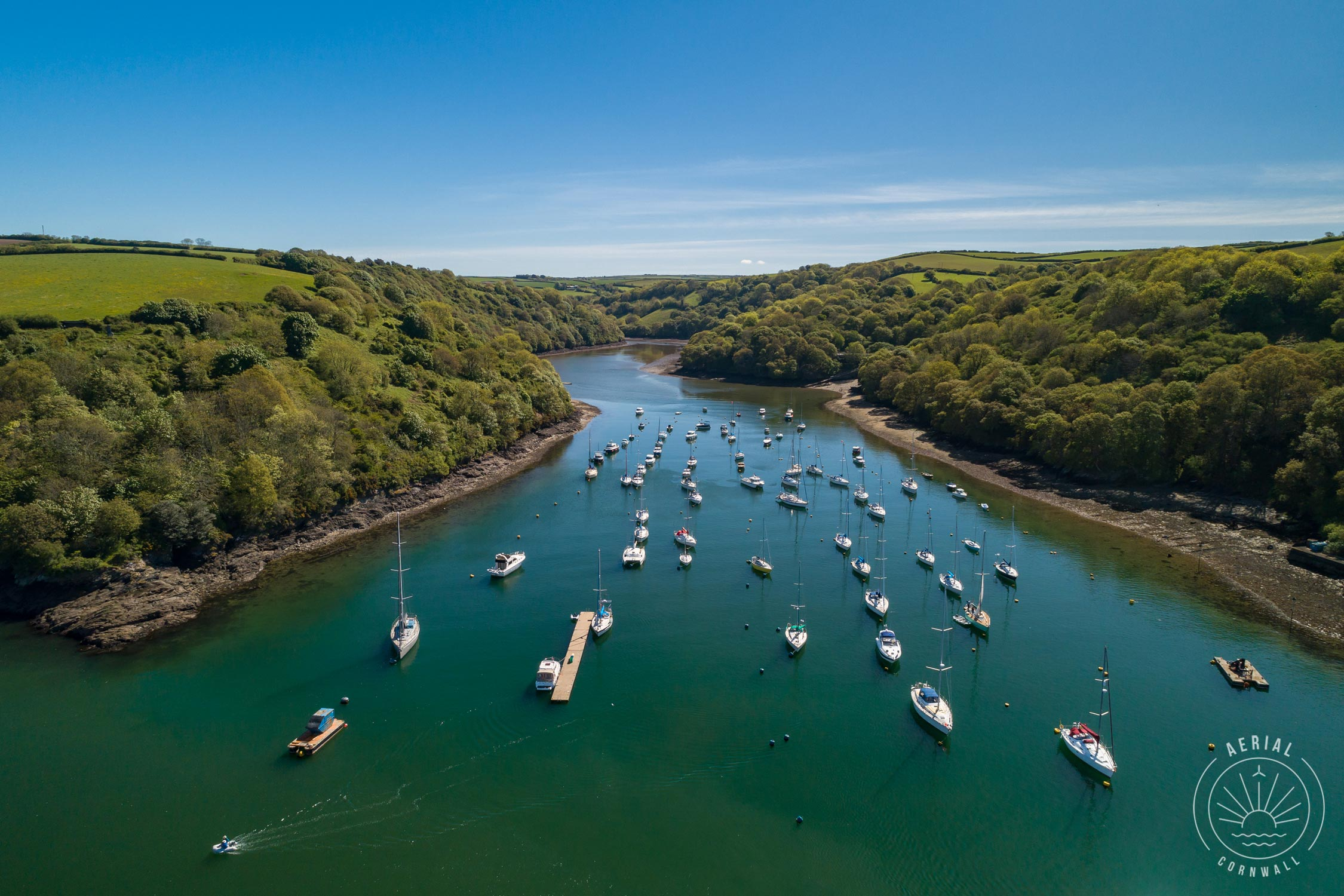 Location: Pont Pill, Fowey
