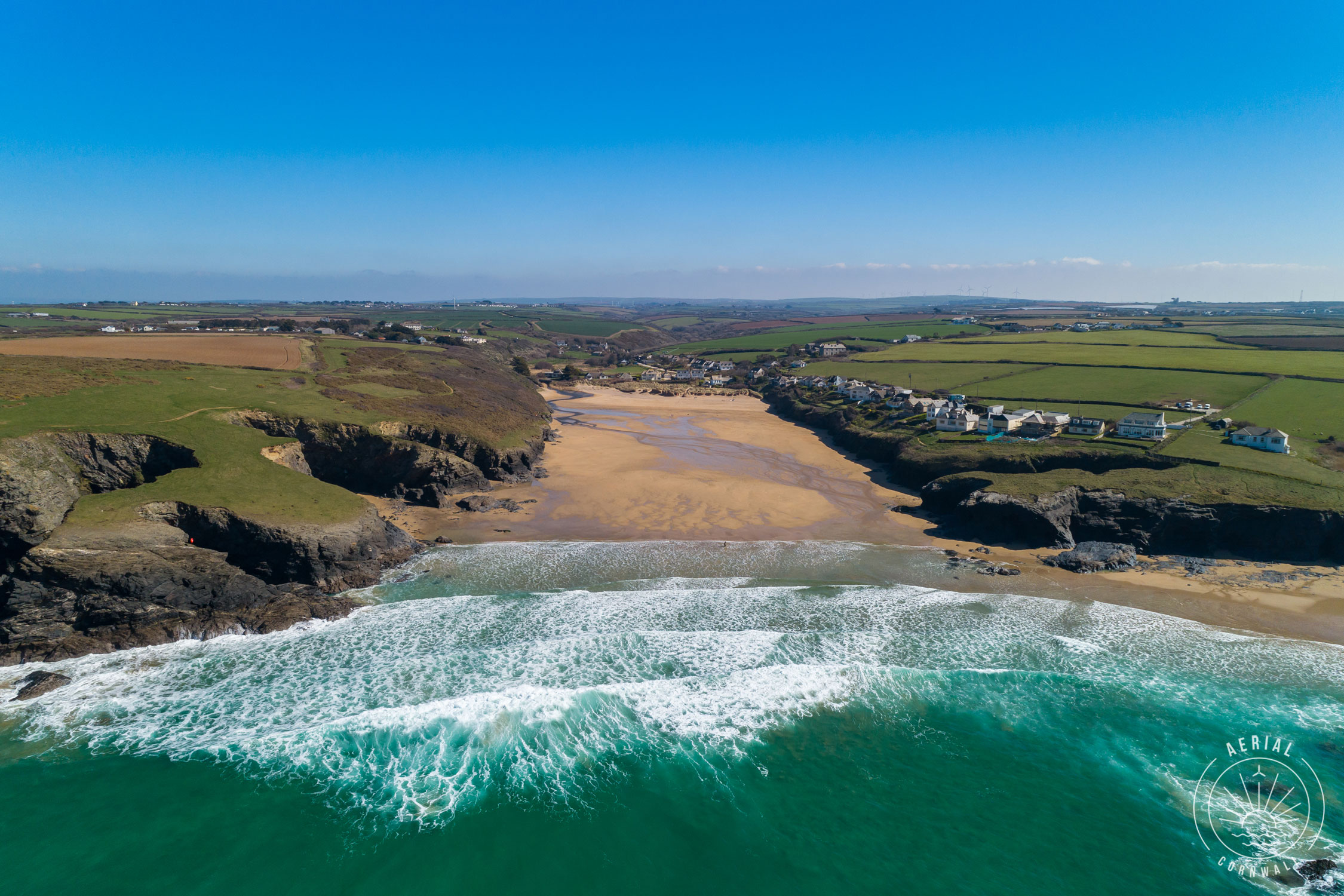 Location: Porthcothan Bay