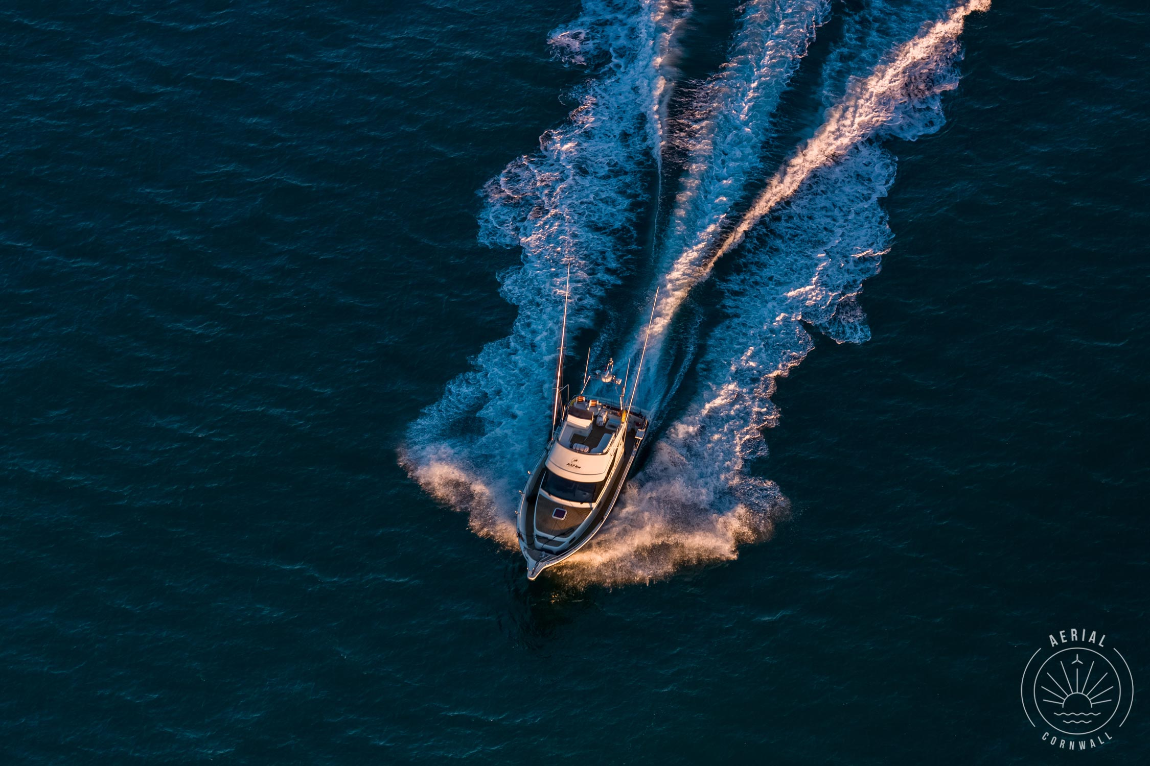 Falmouth Speedboat