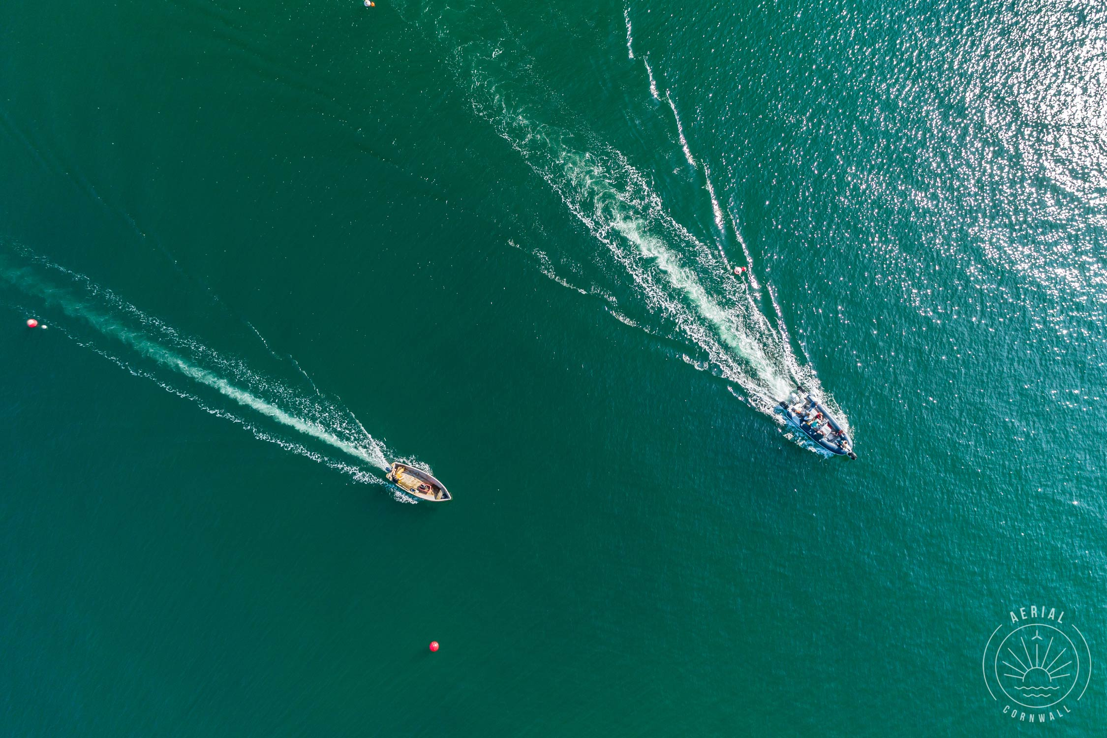 St Mawes speedboats