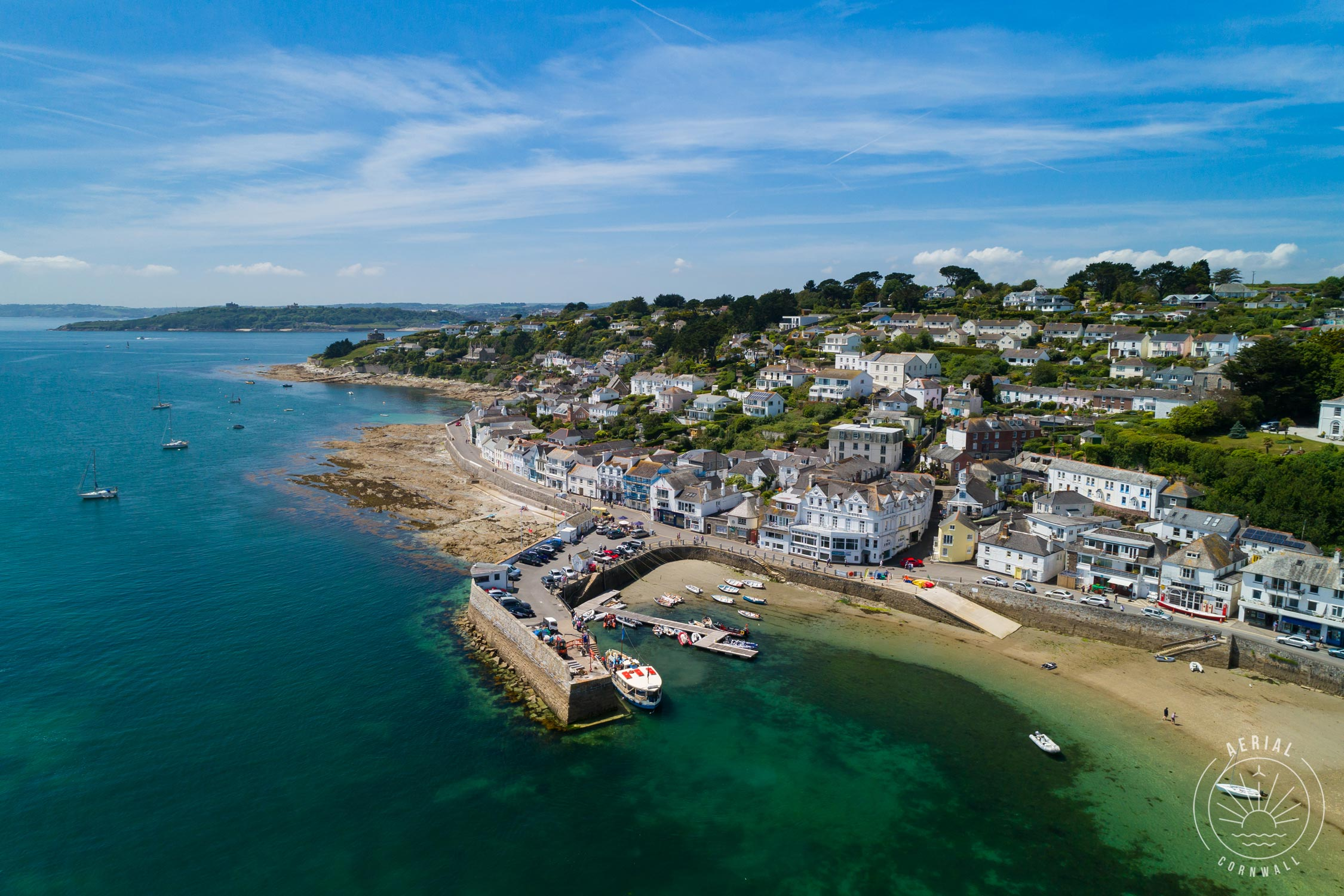 Location: St Mawes Harbour