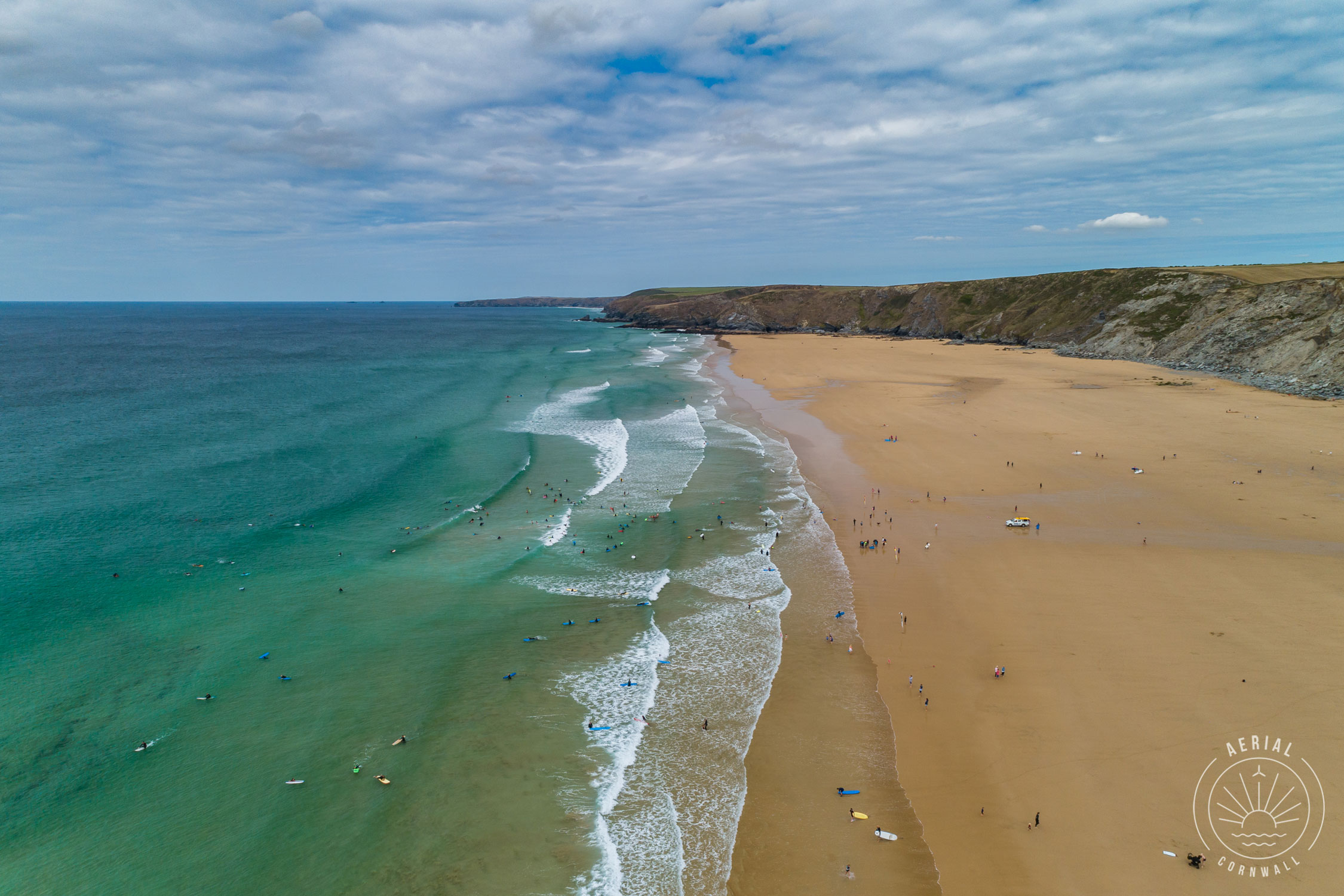 Location: Watergate Bay